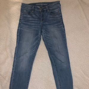 American Eagle Next Level Stretch Jeans, Size 6